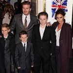 Romeo Beckham is banned from Vogue magazine